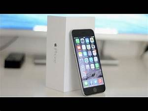 iPhone 6 Unboxing & Hands On Review - Launch Day! (Space ...