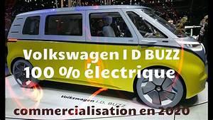 Combi Volkswagen Electrique Prix : le combi vw id buzz 100 lectrique annonc pour 2020 semi autonome youtube ~ Medecine-chirurgie-esthetiques.com Avis de Voitures