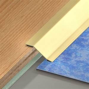 Barre De Seuil Autocollante : barre de seuil laiton dor x l 5 cm leroy merlin ~ Premium-room.com Idées de Décoration