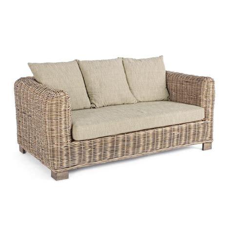 divano esterno rattan divano esterno in legno e rattan fortaleza brigros