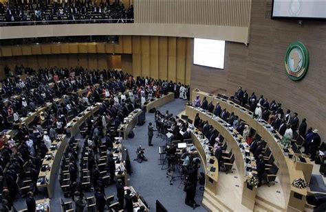 si e union africaine cinq principaux axes au 27e sommet de l 39 union africaine