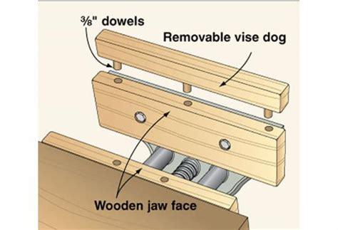 good bench vise deserves  dog