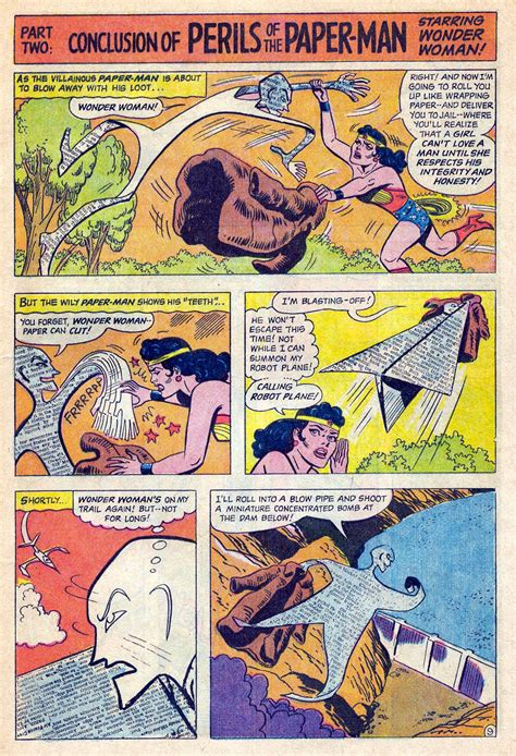 Read online Wonder Woman (1942) comic Issue #165