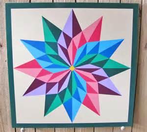 Pinwheel Barn Quilt Pattern