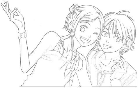 personaggi da disegnare anime disegni anime da colorare az colorare