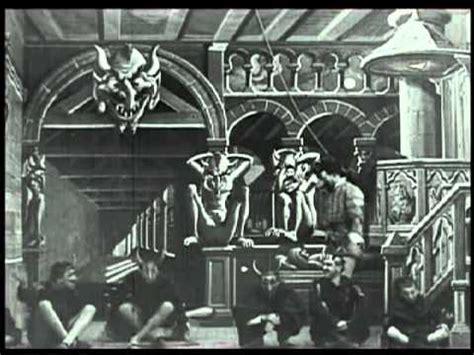 george melies the devil s castle le diable noir the black imp 1905 doovi