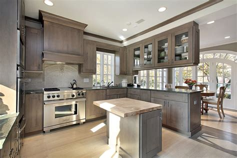 kitchen colors for wood cabinets 50 high end wood kitchens photos designing idea 9205
