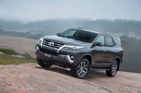 toyota fortuner facelift specs usa toyota wheels
