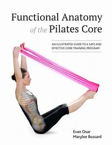 Functional Anatomy Of The Pilates Core  An Illustrated