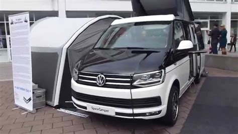 t6 california edition 2015 iaa vw t6 spacecer exterior interior see also playlist