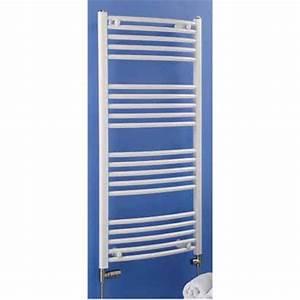 Seche Serviette Mural : cadix seche serviette electrique 500w ~ Premium-room.com Idées de Décoration