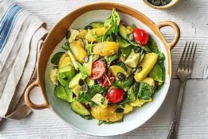 Rezepte Mit Babyspinat : warmer kartoffelsalat mit babyspinat rezept hellofresh ~ Lizthompson.info Haus und Dekorationen