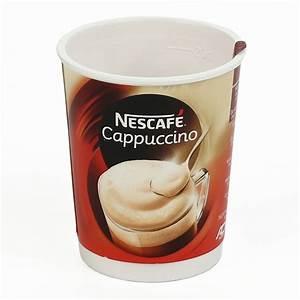 Dosage Café Filtre : gobelet pr dos premium nescaf cappuccino 10 boissons ~ Voncanada.com Idées de Décoration