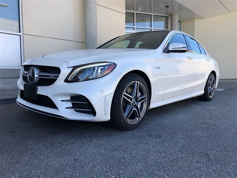 Pricing and which one to buy. Mercedes-Benz Richmond | 2020 Mercedes-Benz C43 AMG 4MATIC ...
