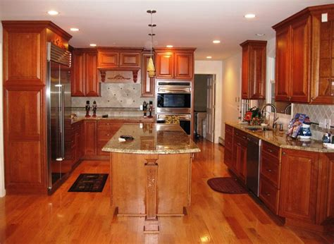 Dynasty By Omega Cherry Cabinetry  Traditional  Kitchen