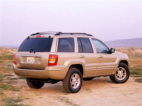 Jeep Grand Cherokee Ii (wj) 4.7i V8 (258 Hp) 4wd Automatic
