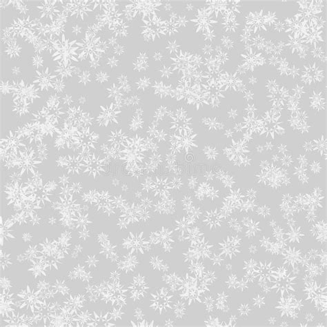 Gray Snowflake Background by Abstract White Snowflake Pattern On Grey Background Black