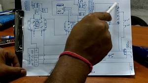 Package A C Control Wiring Diagram In Hindi