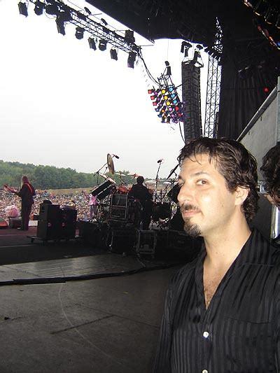 New August 5 Bryan Beller Myspace Vai Tour Photoblog