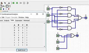 8 Images Truth Table Generator Circuit And Description