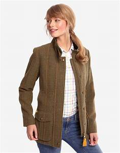 Womens Tweed Jacket | Fit Jacket