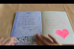 Geschenk Für Beste Freundin Selbstgemacht : video leeres buch zu einem pers nlichen geschenk gestalten anleitung ~ Markanthonyermac.com Haus und Dekorationen