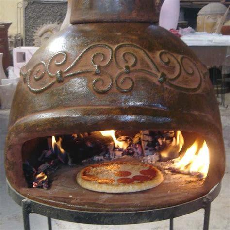 cuisine au four à bois four a pizza
