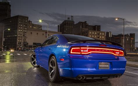 Dodge Charger Daytona 2018 Widescreen Exotic Car Wallpaper