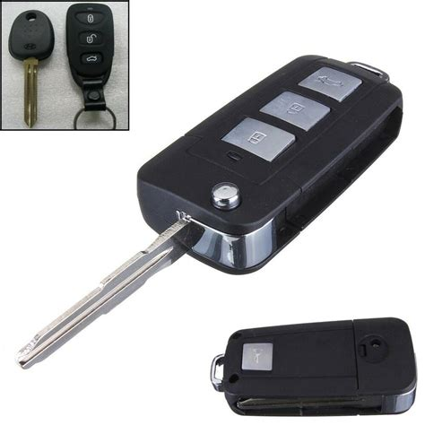 Hyundai Sonata Key by 3button Remote Key Fob For Hyundai Sonata Genesis