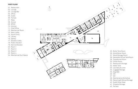 fogo island inn saunders architecture archdaily