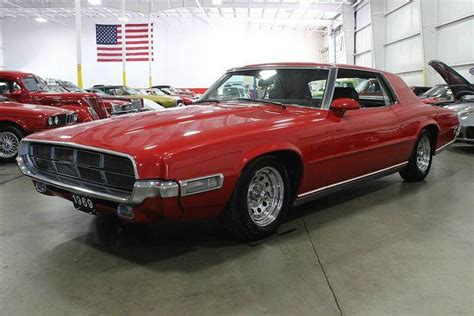 1969 Ford Thunderbird For Sale Carsforsalecom