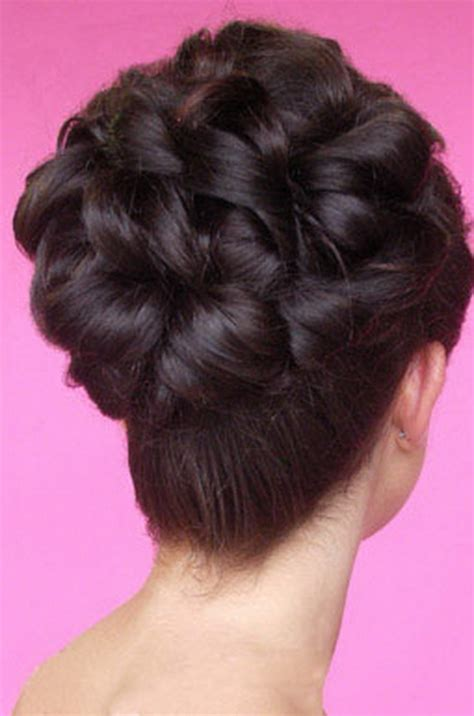Classic Wedding Updo Hairstyles by Classic Bridal Hairstyles