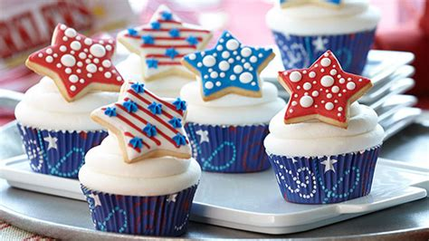 reasons  patriotic cupcakes