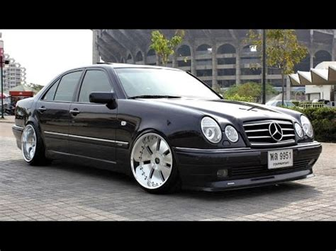 Mercedes Benz W210 Tuning (wow) Youtube