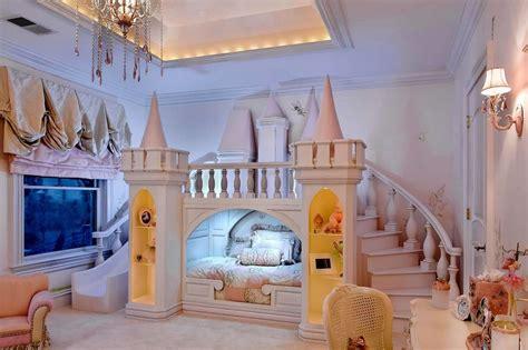 """Chambre De Fille  Les 12 Plus Belles """"chambres Princesse"""