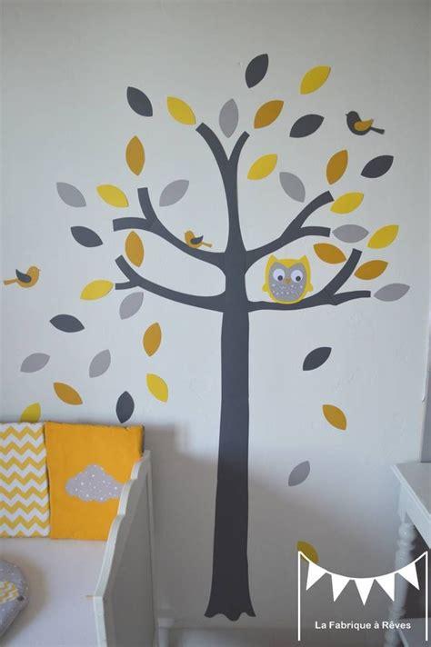 stickers arbre chambre bébé 17 meilleures idées à propos de sticker motif arbre pour