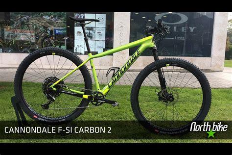 cannondale fsi carbon 2 modelo cannondale fsi 2018 carbon 2 northbike