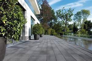 Terrassenfliesen Holzoptik Frostsicher : terrassenplatten f r die exklusive gartengestaltung ~ Buech-reservation.com Haus und Dekorationen