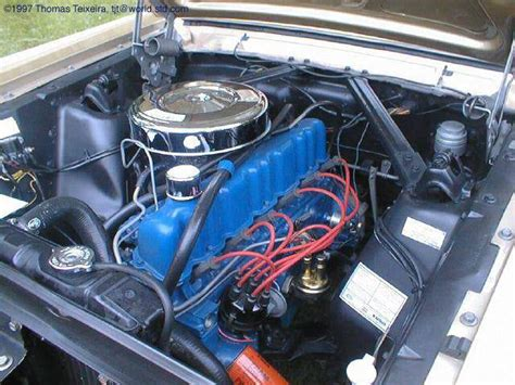 Ford 300 Ci 6 Cylinder Engine Diagram by 6 Cylinder Classic Mustangs