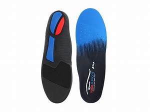 Spenco Insole Size Chart Spenco Total Support Max Insole At Zappos Com