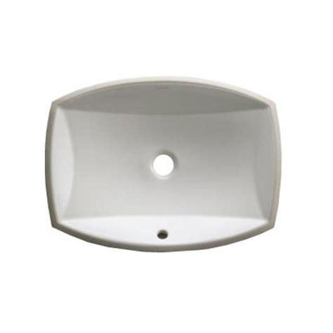 kohler kelston faucet home depot kohler kelston undermount bathroom sink in biscuit k 2382