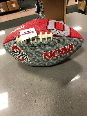 Ohio State Buckeyes Football Wilson NCAA Team Logo JUNIOR ...