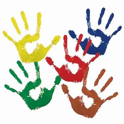 Finger Clipart Fingers Paints Paint Daycare Clip