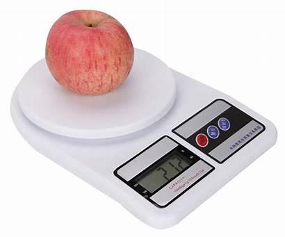 Scale Weighing Apple Weight Kitchen Measurement Kilogram