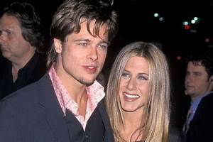 Brad Pitt and Jennifer Aniston 'in contact via text' and ...