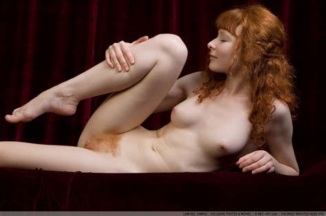 Rochelle223317 In Gallery Gorgeous Hairy Redhead