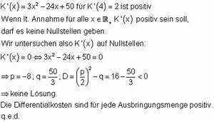 Ausbringungsmenge Berechnen : l sungen differenzialrechnung viii ~ Themetempest.com Abrechnung