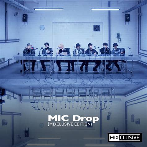 Bts (방탄소년단)  Mic Drop (mixclusive Edition) Mixclusive