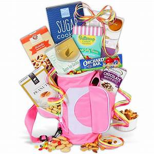 Ladies Tee Time Mothers Day Golf Gift Basket by ...