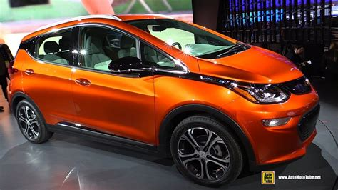 Electric Vehicles 2017 by 2017 Chevrolet Bolt Ev Electric Vehicle Exterior